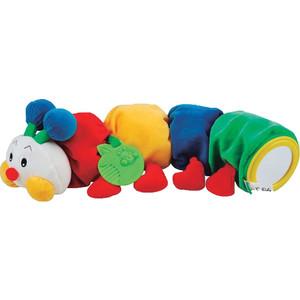 Купить k'S Kids Развивающая мягкая игрушка ''Гусеничка с прорезывателем'' KA494 (139989) в Москве, в Спб и в России