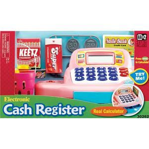 Keenway Набор-кассовый аппарат с предметами 30262 игровые наборы keenway набор кассовый аппарат