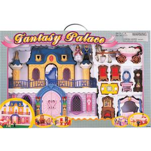 Keenway Набор Fantasy Palace - дворец с каретой и предметами 20160 сканер mustek page express 2448 f