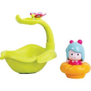Ouaps Интерактивная игрушка для ванной Мими - листочек и фонтан 61070ou