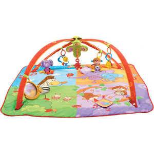 Tiny love Maxi развивающий коврик ''Разноцветное Сафари'' 1201806830