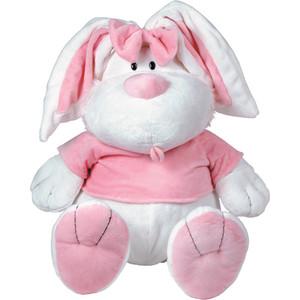 Фотография товара gulliver Кролик белый сидячий, 71 см 7-42230 (140821)