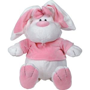 Фотография товара gulliver Кролик белый сидячий, 40 см 7-42229 (140823)