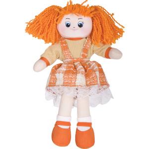 Gulliver Кукла Апельсинка в клетчатом платье 30см 30-11BAC3498 куклы gulliver кукла дынька 30см