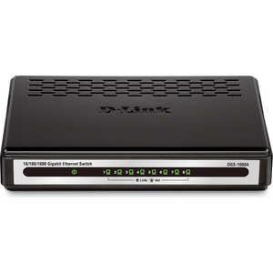 Коммутатор D-Link DGS-1008A/C1A/C1B/D1A