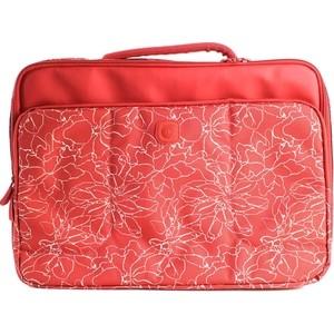 Сумка Continent CC-032 15.6'' Redprints сумка для ноутбука continent cc 031 redprints до 15 6 нейлон полиэстер красный 40 x 30 5 x 8 см