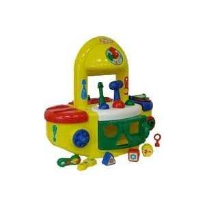 Palau Toys Мастерская (в пакете) п-6690