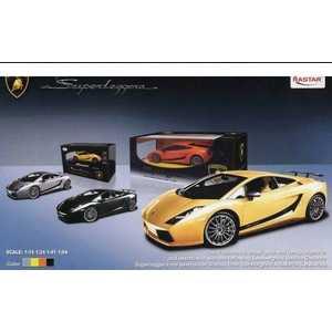 Rastar Машина на радиоуправлении 1:24 Lamborghini 26300 rastar rastar радиоуправляемая машина mini cooper countryman jcw rx масштаб 1 14