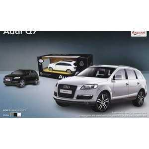 цена на Rastar Машина на радиоуправлении 1:24 Audi q7 27300