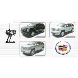 Rastar Машина на радиоуправлении 1:14 Cadillac Escalade 28400 машина на радиоуправлении rastar audi q7 1 24