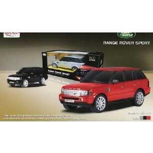 Rastar Машина на радиоуправлении 1:24 Range Rover sport 30300  rastar радиоуправляемая модель range rover evoque цвет красный масштаб 1 24