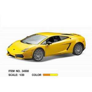 Rastar Машина металлическая 1:20 Lamborghini gallardo lp560-4 34500