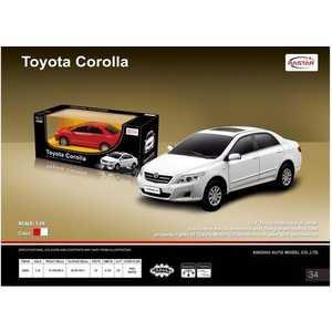 Rastar Машина на радиоуправлении 1:24 Toyota corolla 36000