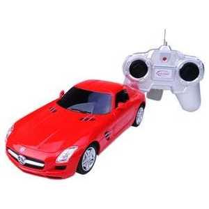 Rastar Машина на радиоуправлении 1:24 Mercedes sls amg 40100 rastar 1 24 porsche 918 spyder серебро 71400