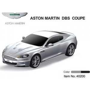 Rastar Машина на радиоуправлении 1:24 Aston Martin 40200 машинка на радиоуправлении rastar aston martin1 24 ассортимент от 8 лет пластик в ассортименте 40200