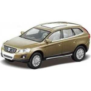 Rastar Машина металлическая 1:24 Volvo xc60 41600 rastar 1 24 porsche 918 spyder серебро 71400