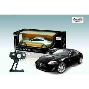 Rastar Машина на радиоуправлении 1:14 Jaguar xkr 42200 машина на радиоуправлении rastar audi q7 1 24