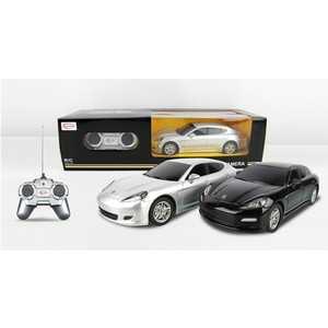 Rastar Машина на радиоуправлении 1:24 Porsche panamera 2 цвета в ассортименте 46200