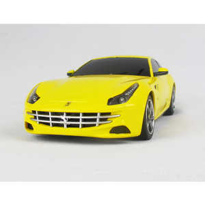 Rastar Машина на радиоуправлении 1:24 Ferrari ff 46700 машинка на радиоуправлении rastar aston martin1 24 ассортимент от 8 лет пластик в ассортименте 40200