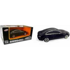 Rastar Машина на радиоуправлении 1:24 BMW 645ci 645-24/14700 литой диск replikey toyota camry rk0806 7x17 5x114 3 et45 d60 1 wf