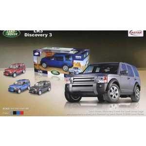 Rastar Машина на радиоуправлении 1:14 Land Rover lr3 / Discovery 3 lr3-14/21900