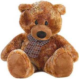 Aurora Медведь коричневый сидячий 53см 214/2