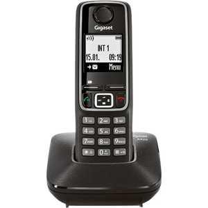 Радиотелефон Gigaset A420 Black