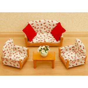 Sylvanian Families Набор Мягкая мебель для гостиной 2922S
