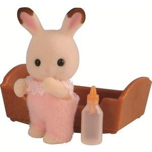 Sylvanian Families Набор ''Малыш шоколадный кролик'' 3410