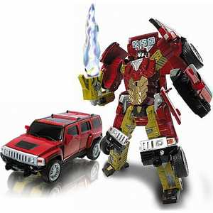 Happy Well Робот-трансформер Hummer h3 52030hw