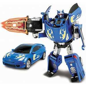 Happy Well Робот-трансформер Toyota celica 52040hw