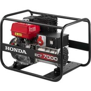 Генератор бензиновый Honda ECT7000K1 RG