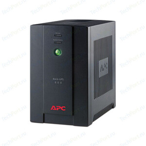 ИБП APC Back-UPS RS, 800VA/480W, 230V (BX800CI-RS)