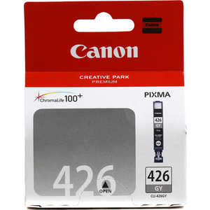 Картридж Canon CLI-426GY grey (4560B001) картридж canon cli 471xl grey