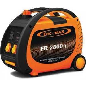 Подробнее о Генератор бензиновый инверторный ErgomaX ER 2800 i инверторный бензиновый генератор
