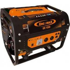 Генератор бензиновый ErgomaX ER 1200