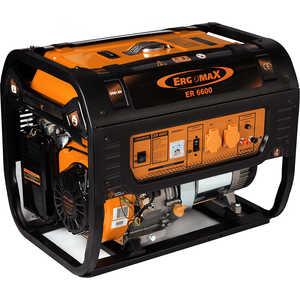 Генератор бензиновый ErgomaX ER 6600 Е