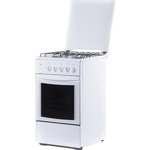 Газовая плита Flama RG 2401 W газовая плита flama rg 24022 w газовая духовка белый