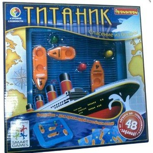 Bondibon Игра Титаник (BB0841/SG510RU)