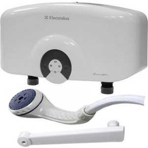 Электрический проточный водонагреватель Electrolux Smartfix 3,5 TS (кран+душ)