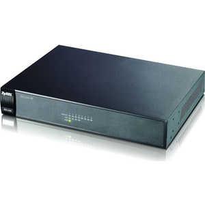 Коммутатор ZyXEL ES1100-8P коммутатор zyxel gs1200 8hp gs1200 8hp eu0101f