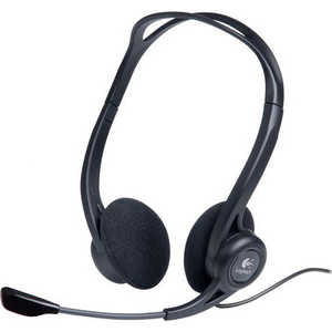 все цены на Logitech PC Headset 960 USB OEM (981-000100)