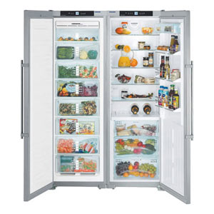 Холодильник Liebherr SBSes 7253 (SGNes 3010 + SKBes 4210)