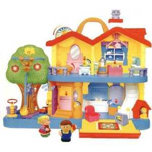Kiddieland Развивающая игрушка Занимательный дом KID 032730