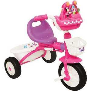 Велосипед 3-х колесный Kiddieland ''Минни Маус'' складной 047423