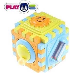 Playgo Развивающий центр ''Куб разборный'' Play 2142