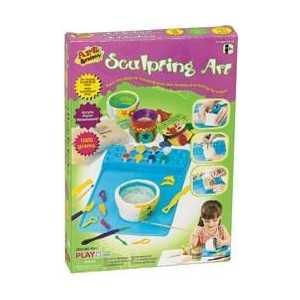 Игровой набор Playgo Скульптор 8511 набор для детского творчества набор веселая кондитерская 1 кг