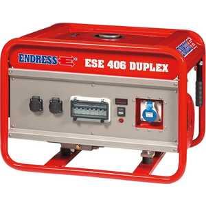Генератор бензиновый ENDRESS ESE 406 SG-GT Duplex