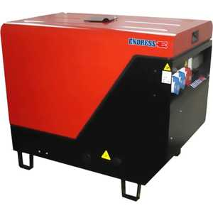Генератор дизельный ENDRESS ESE 1006 LS-GT ES ISO Diesel + CON endress ese 1006 sdbs dc es