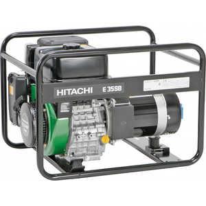 Генератор бензиновый Hitachi E35SB бензиновый генератор hitachi e40 зр